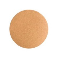Pacific Abrasives 5 80 PASCO GOLD VEL 5 VAC, Abrasive Discs, Aluminum Oxide on A-Weight Paper, 5in 5-Hole Hook & Loop, 80 Grit