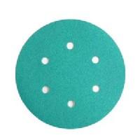 WE Preferred 8506333028961 50 Abrasive Discs, Aluminum Oxide on Film, 6in, 6-Hole, Hook & Loop, 280 Grit