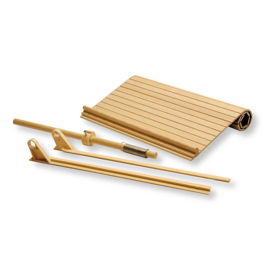 Omega National CO2-SMA-2, 24 W Tambour Door Kit - Face Frame, Maple