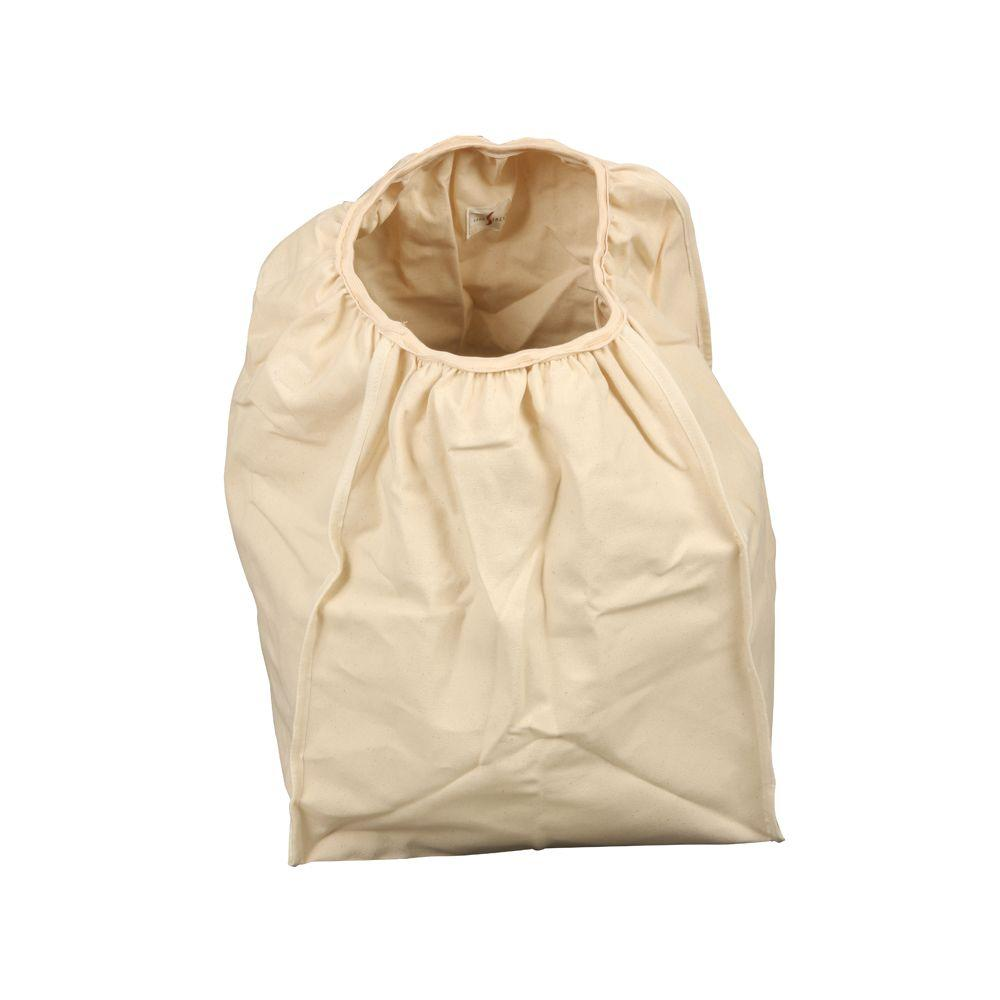 KV CB192113-478, 21 W Canvas Bag for KV Tilt-Out Hampers, Knape and Vogt