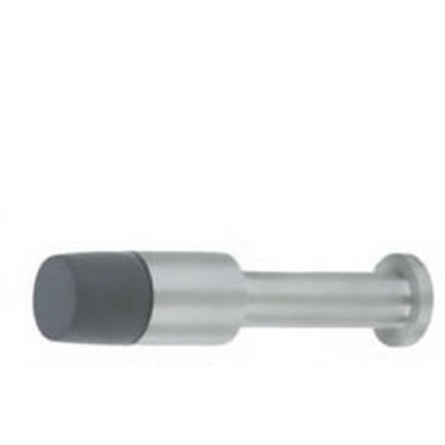 """DSD Floor Mount Door Stop 13/16"""" Dia Satin Stainless Steel Sugatsune DSD-02/L"""