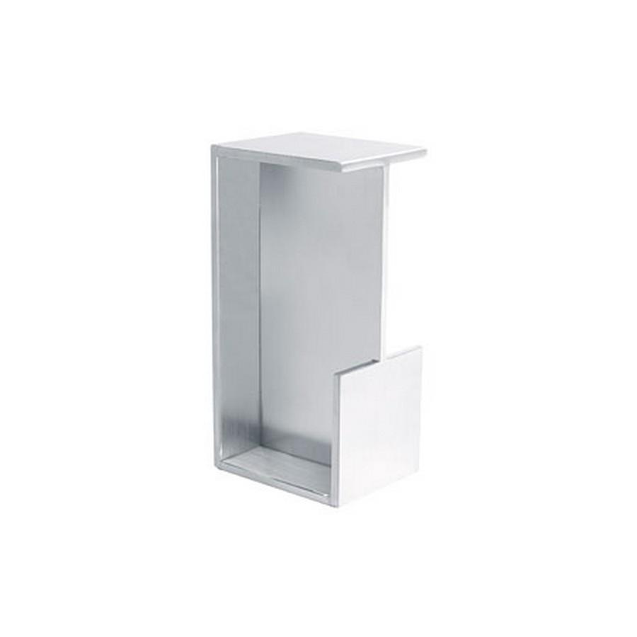 DSI-4254 Pocket Door Pull 35mm Long Satin Stainless Steel Sugatsune DSI-4254-300-35