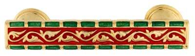 Emenee FAB1007-MG, Pull, Faberge Frame, Museum Gold