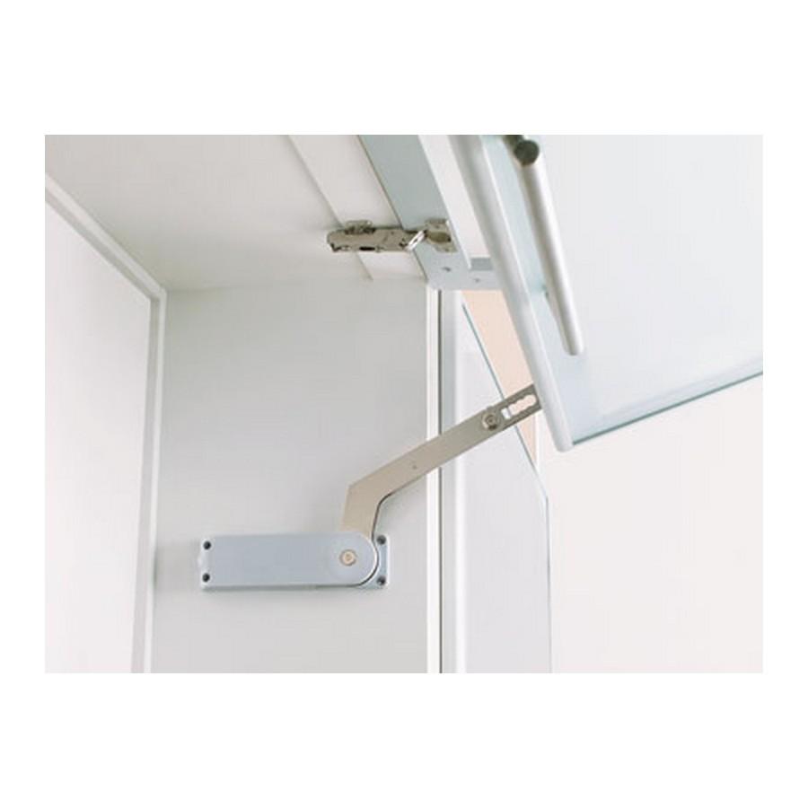 Horzizontal Bi-Fold Lift Mechanism for 9.9-12 lbs Doors Sugatsune HBFN-4M