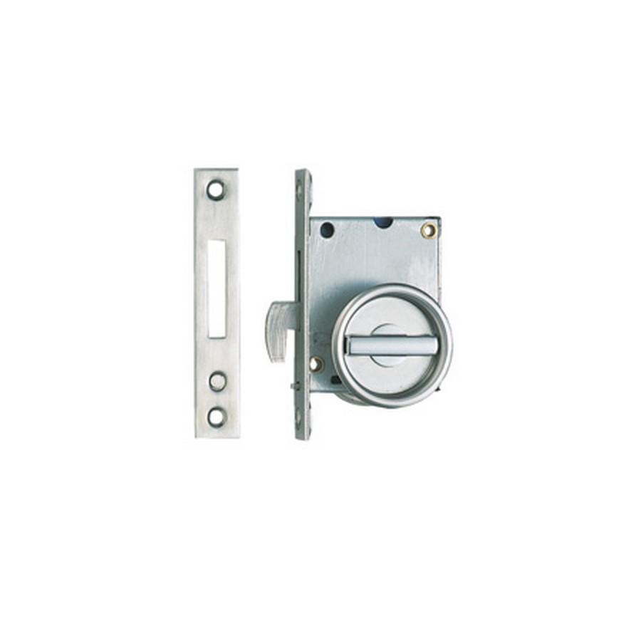 Sliding Door Latch for Thick Doors Sugatsune HC-30R
