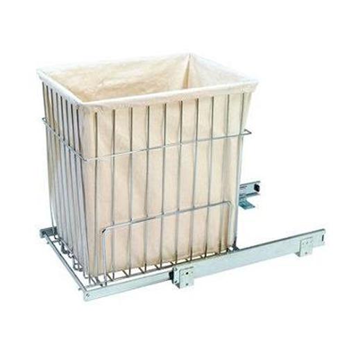 Removable Cloth Hamper Bag for HRV-1520 Series Natural Rev-A-Shelf HRV-1520-LINER