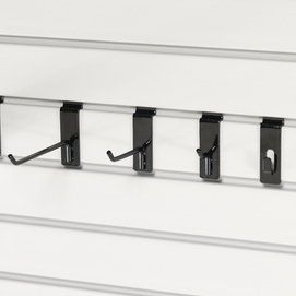 """HandiACCESSORIES 1"""" Projection Single Hook  HandiSOLUTIONS HSHS01B"""