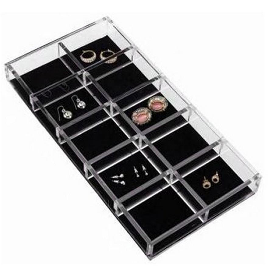Acrylic Jewelry Organizer Rev-A-Shelf CA-LGORG-1