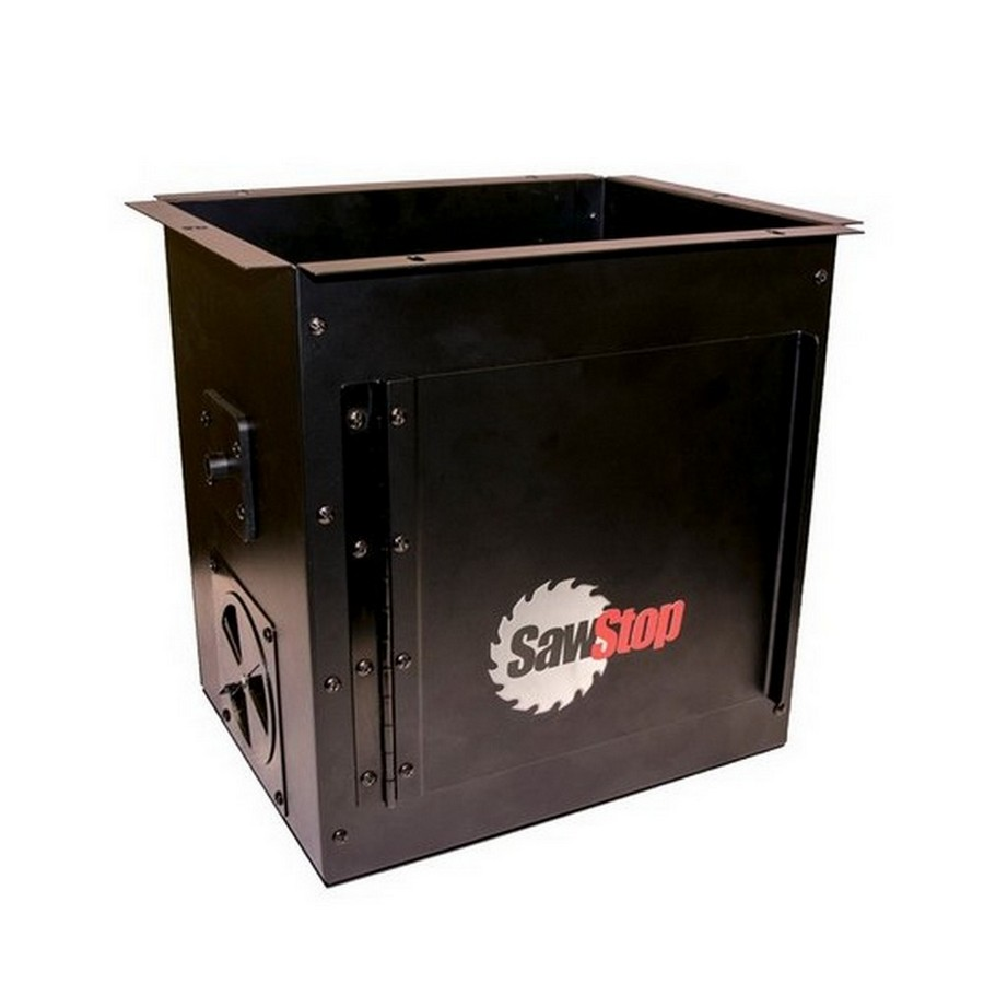 SawStop Downdraft Dust Collection Box for Router Tables RT-DCB