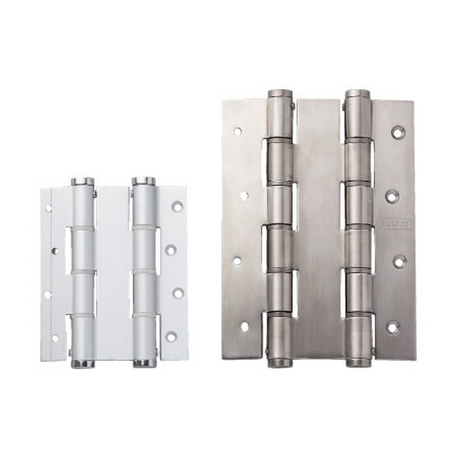 """Double Action Spring Hinge 5-1/4"""" W Stainless Steel Sugatsune JDA-180-30A"""
