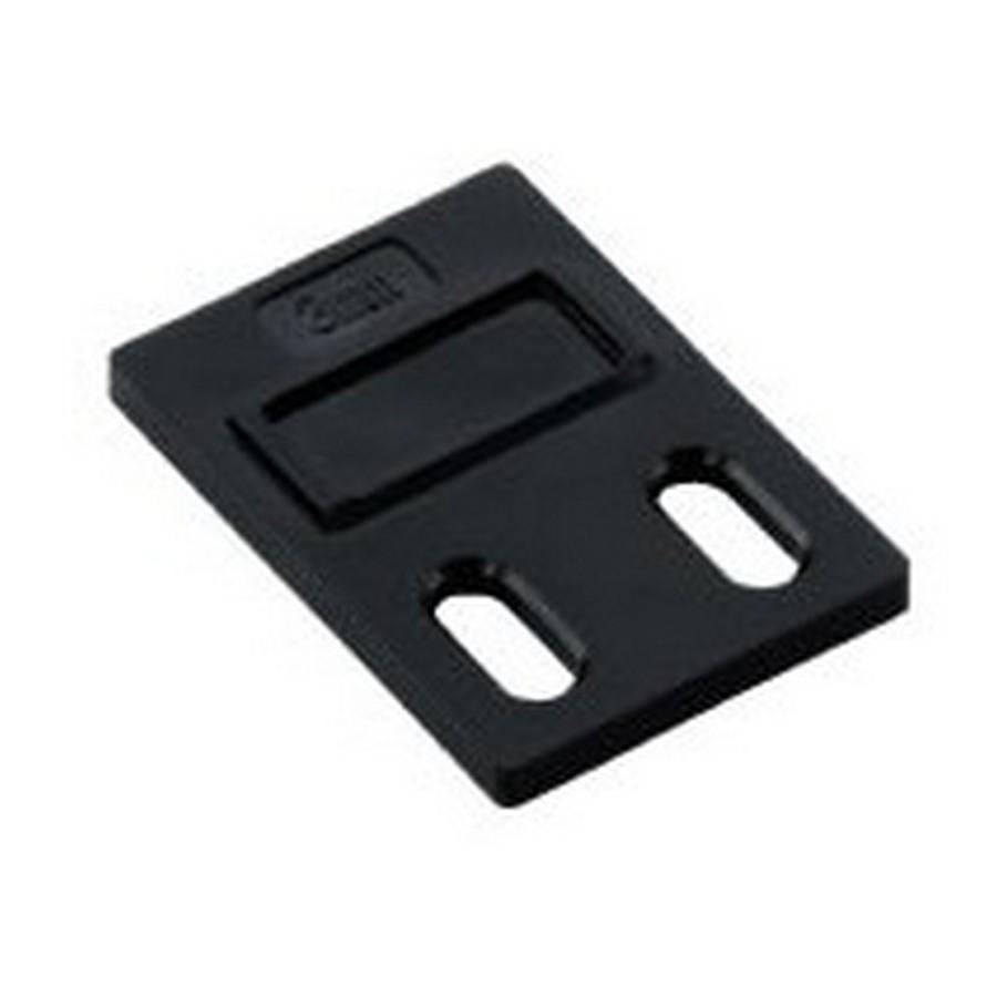 Spacer for Lapcon Damper 2mm Thick Black Sugatsune LDD-S-P2 BL