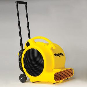 Northern Safety 31088 Air Mover Large, 2 Position, 1,600 CFM