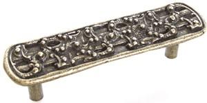 Emenee OR184AMG, Pull, Design, Antique Matte Gold