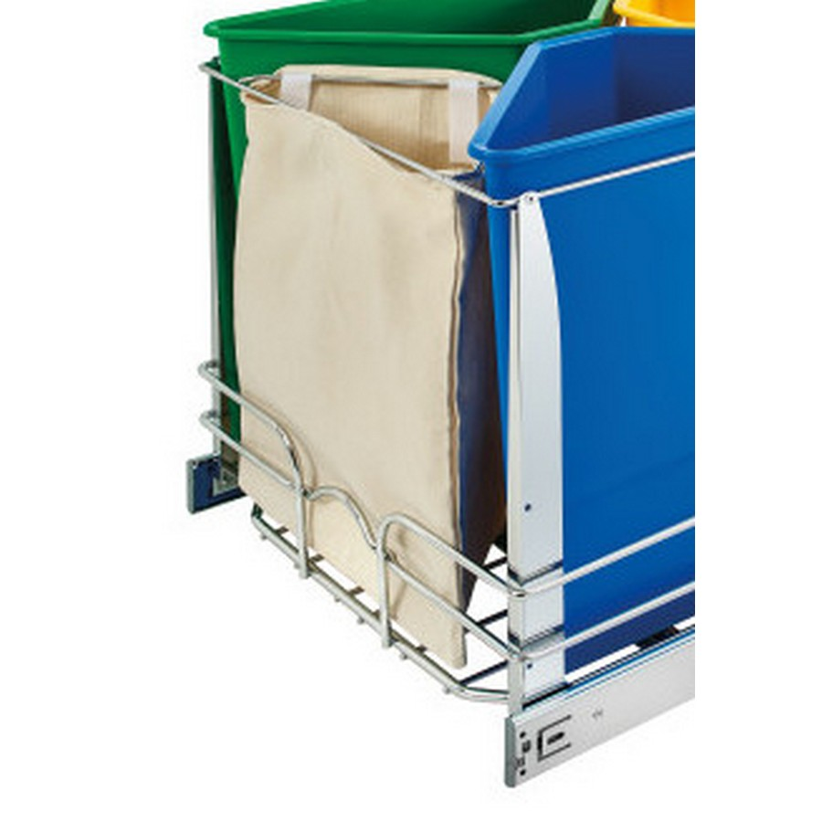 18 Quart Replacement Canvas Bag for 5BBSC Series Recycling Center Rev-A-Shelf 6770-11-52