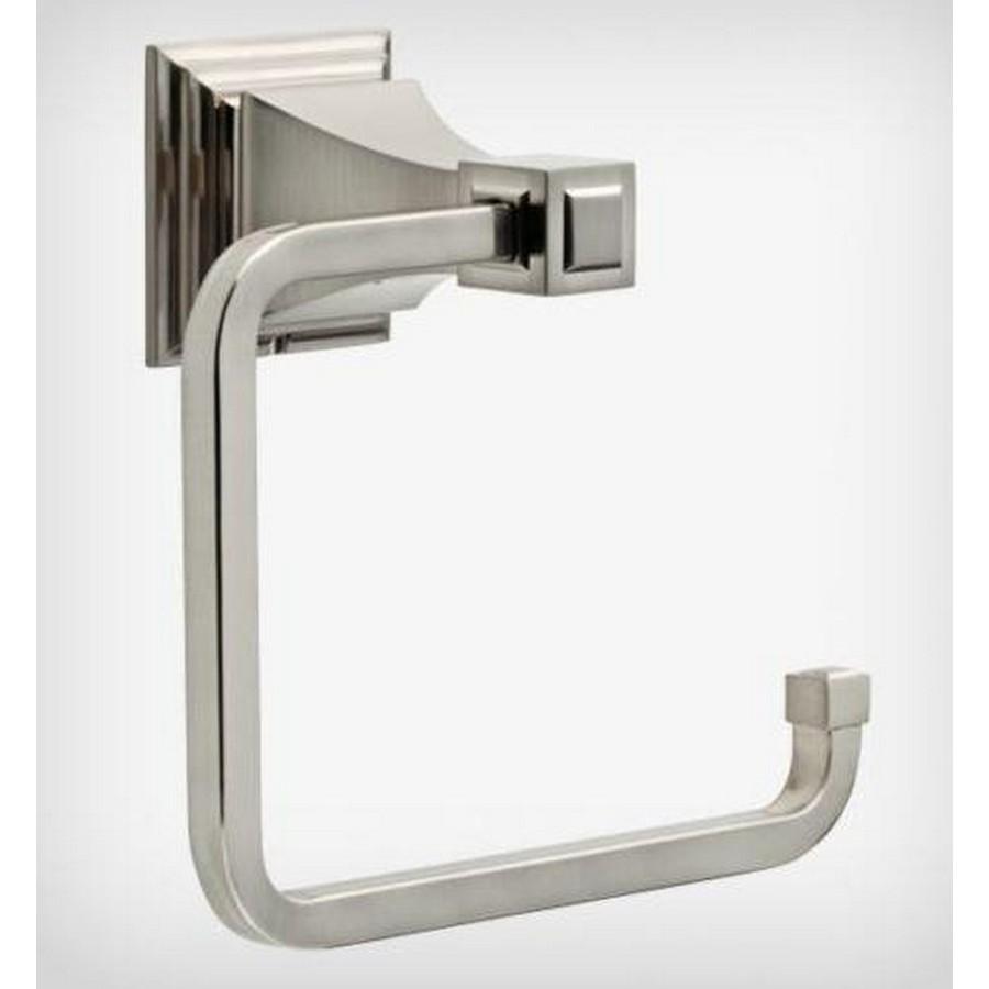 "Lynwood Towel Ring 6-3/32"" High Satin Nickel Liberty 11016SN"