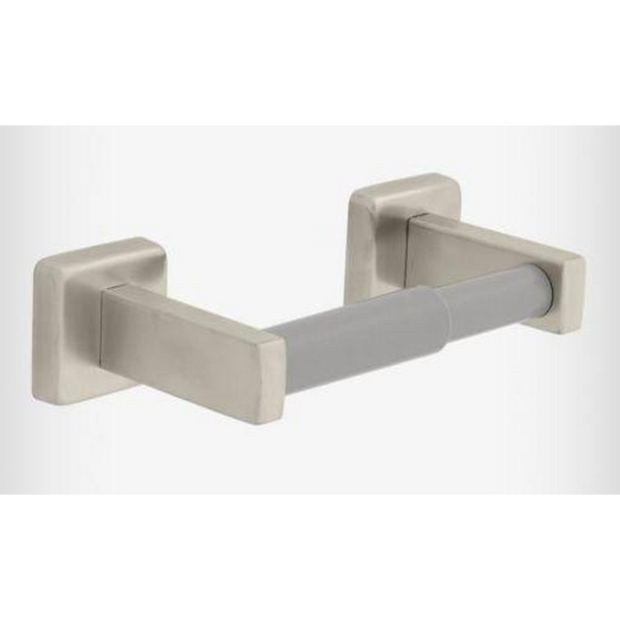 Century Double Post Tissue Roll Holder Stainless Steel Liberty 5508BSF
