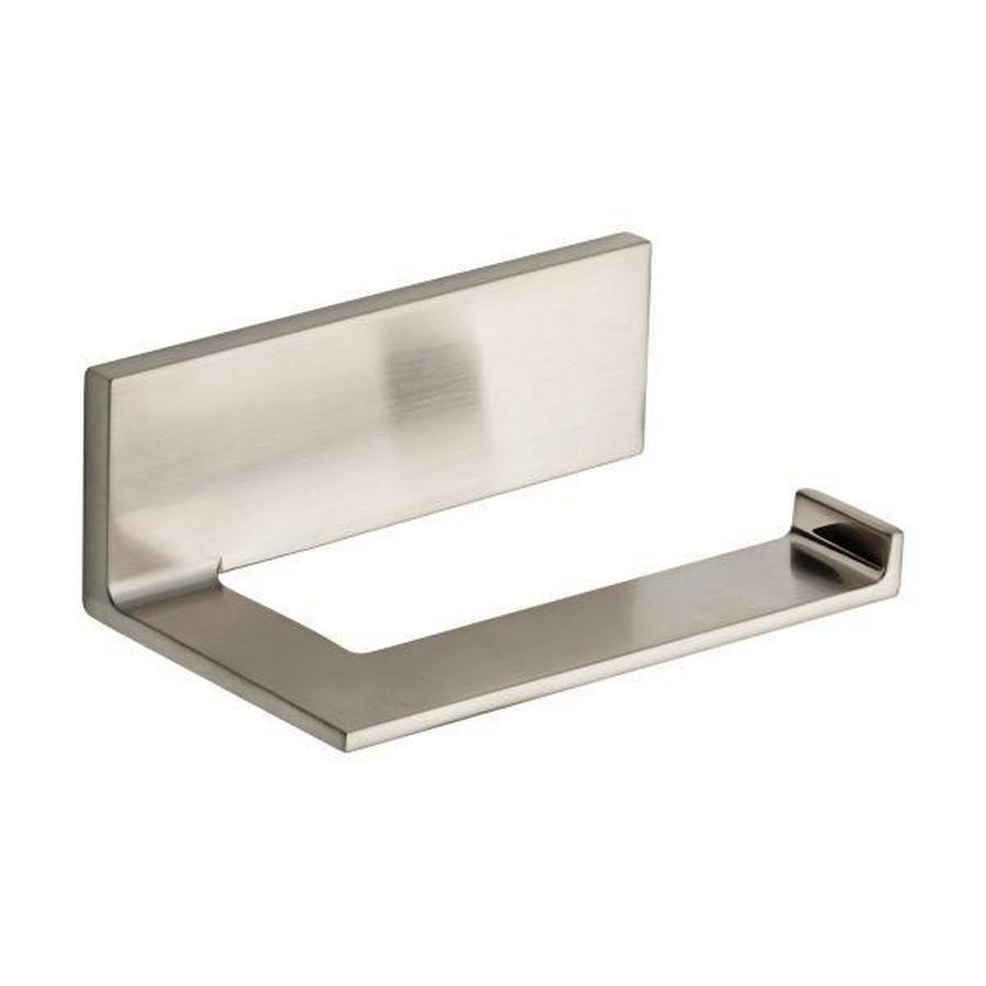Vero Single Post Tissue Roll Holder Brilliance Stainless Steel Liberty 77750-SS