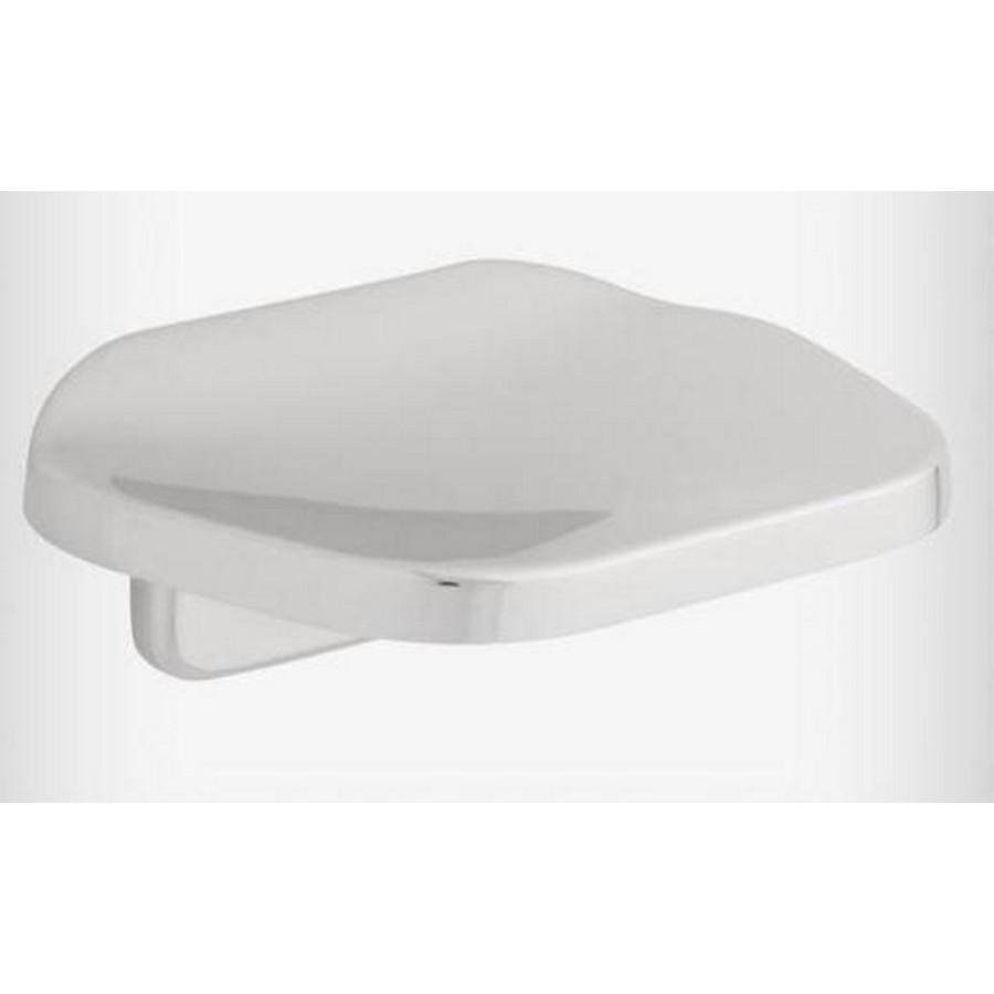 Futura Wall Mount Soap Dish Polished Chrome Liberty D2406PC