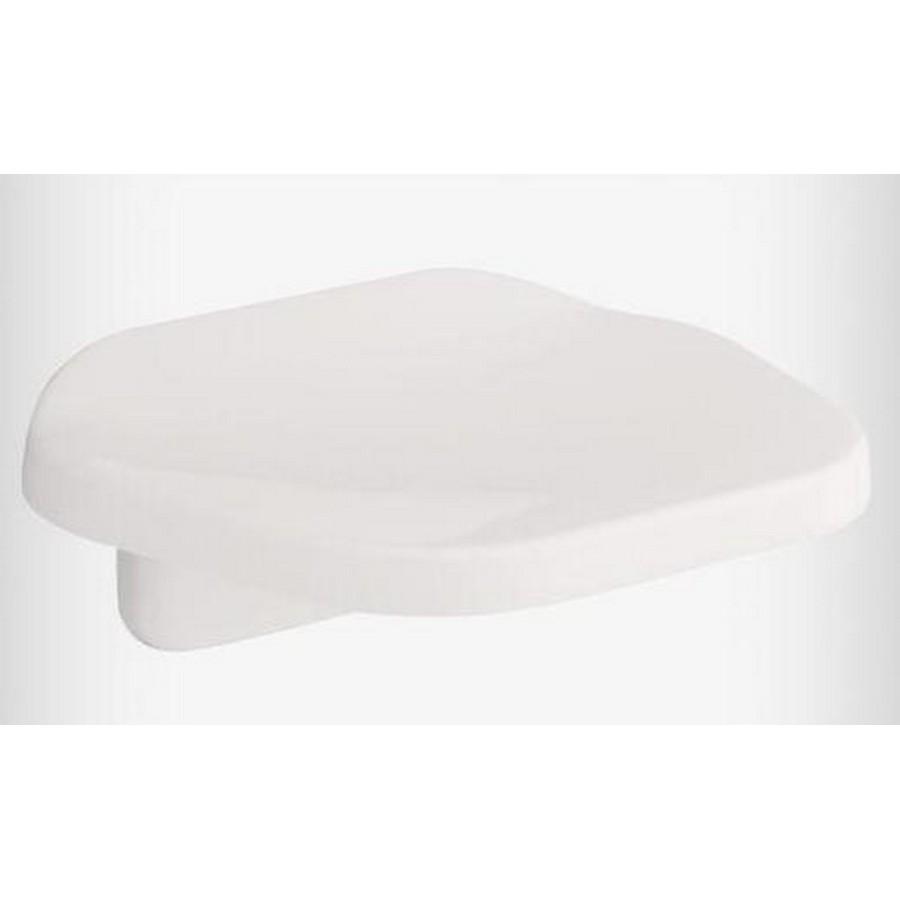 Futura Wall Mount Soap Dish White Liberty D2406W