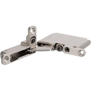 Salice CELPX99XXV, 105° Air Integrated Push-to-Open Hinge, Nickel