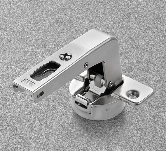 Salice CSP3499XR, 106 Degree Face Frame Hinge, 3/4 Overlay, 3 Cam Adjustment, Screw-on