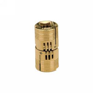 SOSS 18mm Invisible Barrel/Cylinder Hinge, BH184
