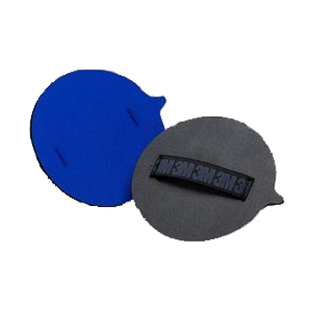 3M 45188 Stikit Disc Hand Pad, 5in dia., 1/8 Thick