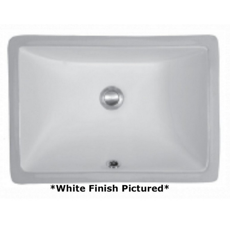 Undermount Vitreous China Vanity Sink Bisque Karran VC-105-BS