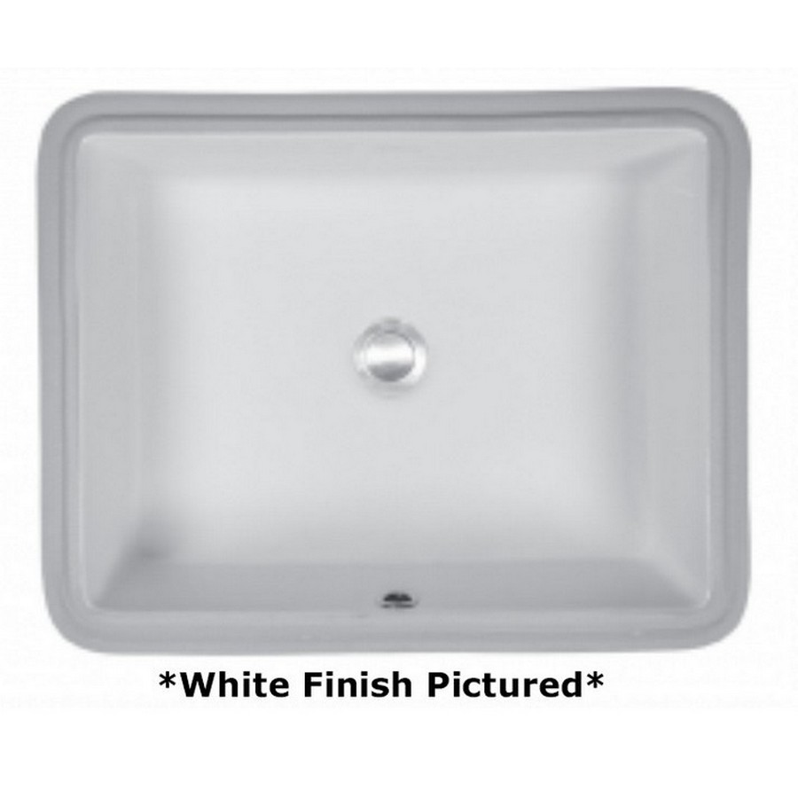 Undermount Vitreous China Vanity Sink Bisque Karran VC-110-BS