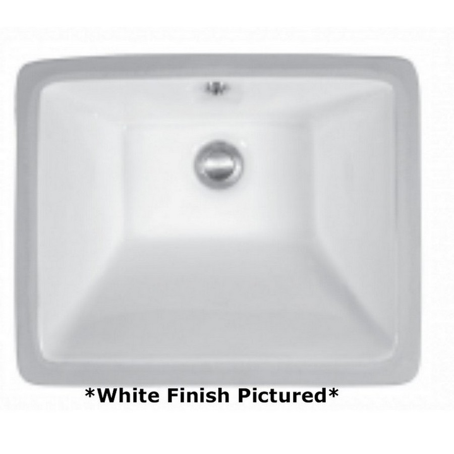 Undermount Vitreous China Vanity Sink Bisque Karran VC-115-BS