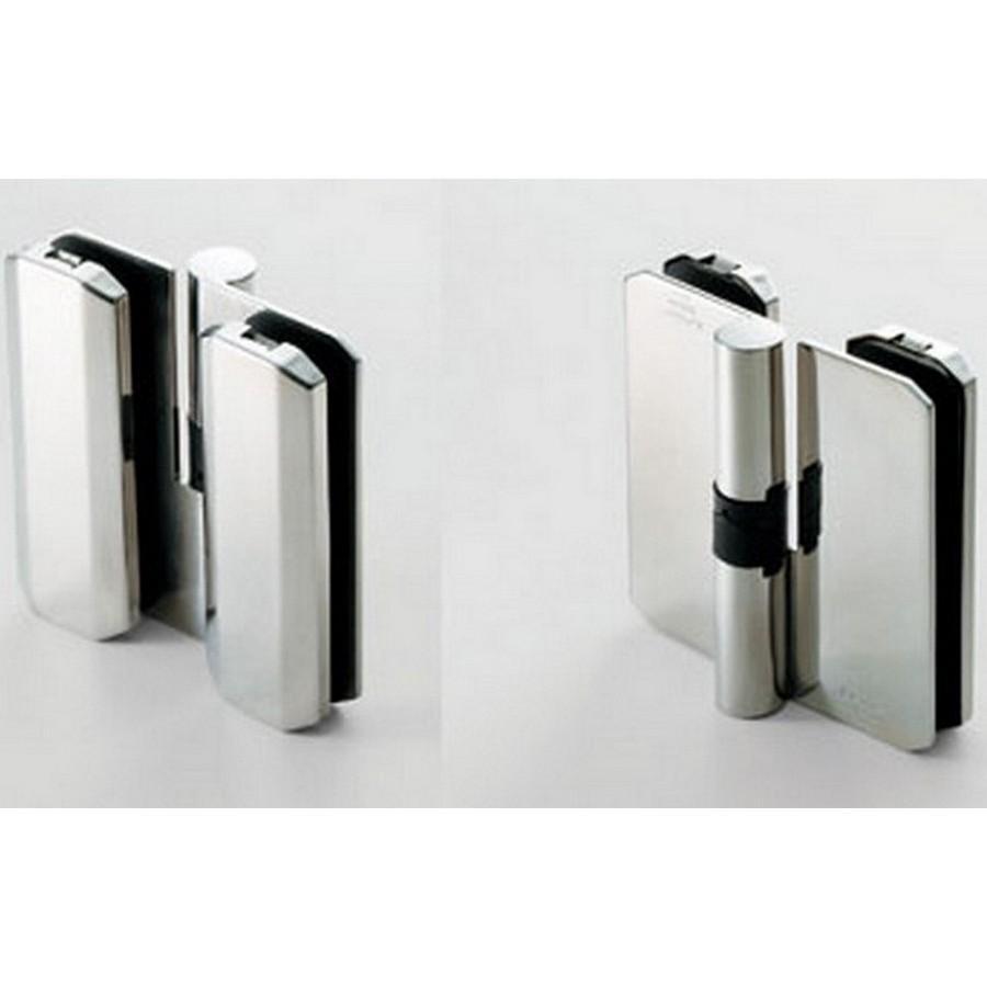 Glass Door Gravity Hinge 20-70 Degree LH Sugatsune XL-GH05F-120L