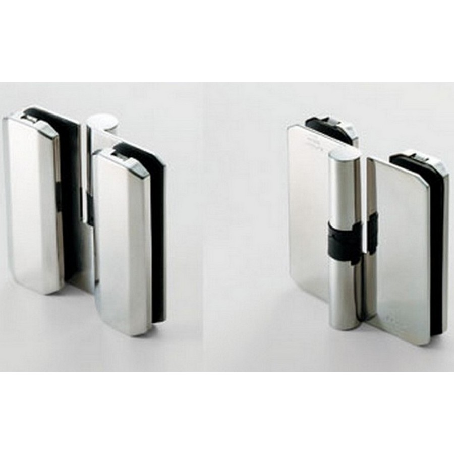 Glass Door Gravity Hinge 170 Degree LH Sugatsune XL-GH05-120L