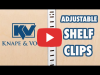 Everything you wanted to know about KV Pilasters and Clips but were afraid to ask