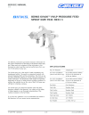 Binks 7041-6931 Service Manual