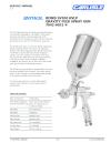 Binks 7042-6931 Service Manual