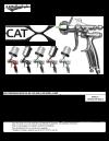 CAT-X Parts Sheet
