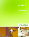 Grass UniSoft Brochure