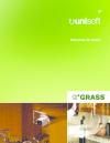 Grass UniSoft Brochure
