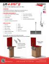 Lift-A-Syst II - Brochure