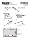 Installation Instructions - Multiswitch Touch Dimmer