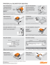 Blum Tandem Plus 563 Slide Adjustment and Usage Instructions