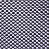 "Anodized Aluminum Panel Veil Pattern 24"" W x 48"" L Black Macklanburg-Duncan 57398"