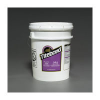 Franklin 4017, 5 Gallon Titebond Melamine Glue, White Color, Dries Clear
