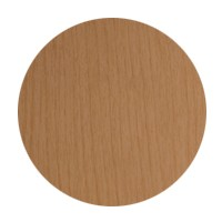 FastCap FC.MB.916.LM Peel & Stick PVC Covercap, Woodgrain PVC, 9/16 dia., Light Maple, Box 260
