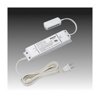 Hera 30W, 24 Volt LED Driver with 12-Ports for Hera LED Lights, White, STICKPS24/30