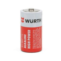 WW Preferred 0827113 961 10 - Batteries, Alkaline Extended Life, C