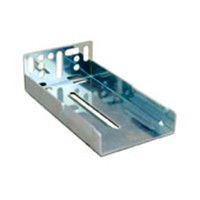 WW Preferred 45PJ-01 Rear Mounting Bracket for PRO100 Economy Soft Close Drawer Slides