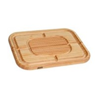 John Boos MN2418150-SM 24 L Cutting Board, Maple Mayan Board Collection, Maple, 24 L x 18 W x 1-1/2 Thick