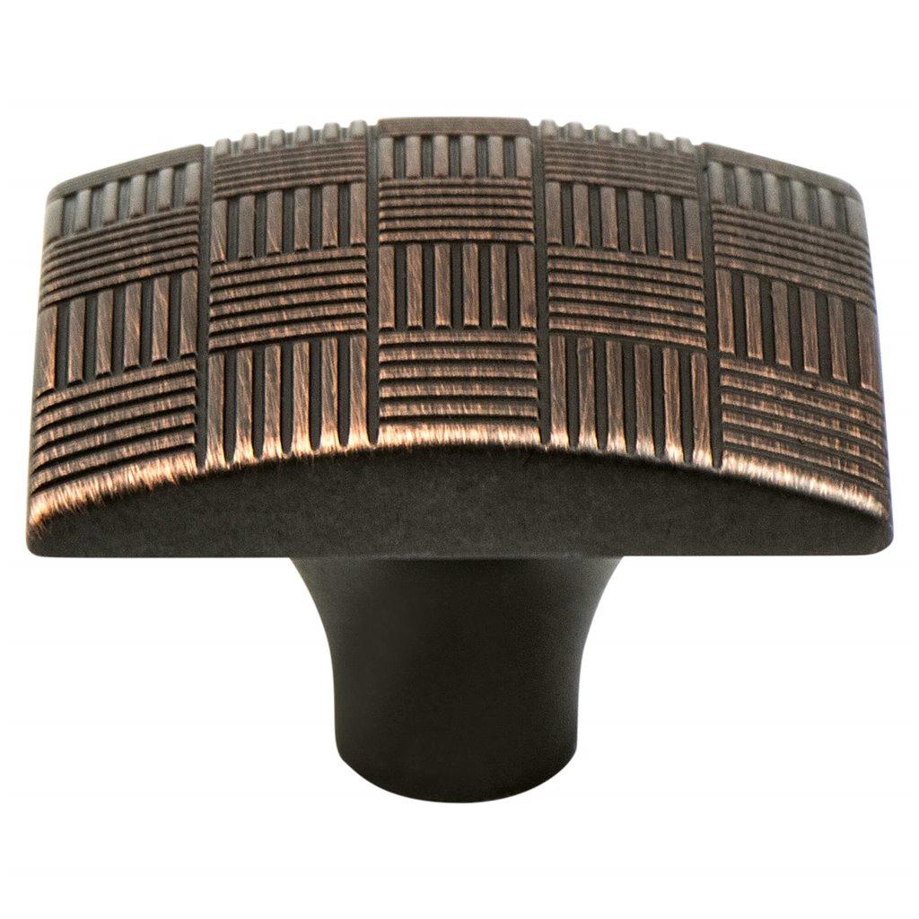 "Virtuoso Knob 1-3/8"" Long Verona Bronze Berenson 7146-10VB-P"