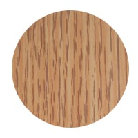 FastCap FC.MB.916.GO Peel & Stick PVC Covercap, Woodgrain PVC, 9/16 dia., Golden Oak, Box 260